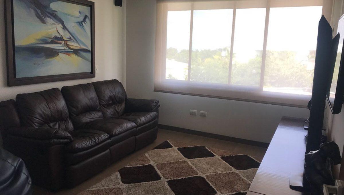 hall de TV casa en venta en pance